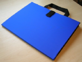 Bifold Communication Folder A4+ Royal Blue